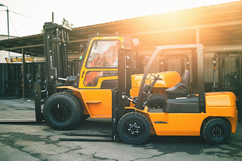 Forklift Repair Services: Eight Key Points - Accurate Lift Truck, Inc.